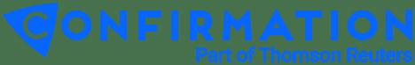 Confirmation Logo_Part of Thomson Reuters_625x94_Blue
